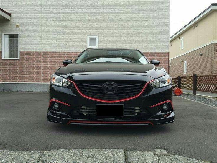 Mazda 3 hatchback image by Weiwen Liu on Mazda6 Mazda