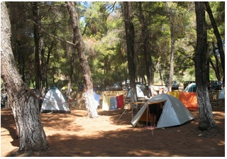 Alonissoshotels.gr  Camping Rocks Alonissos, Αλόννησος