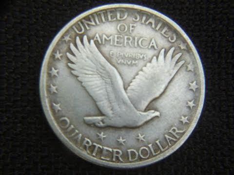 Metal Detecting Rare Silver Coin - YouTube