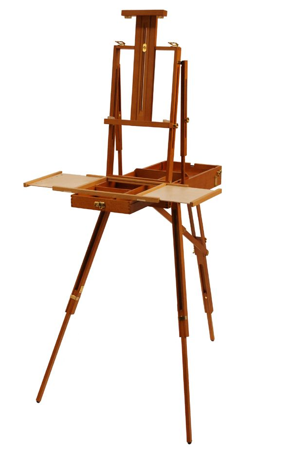 Best Easels For Plein Air Painting