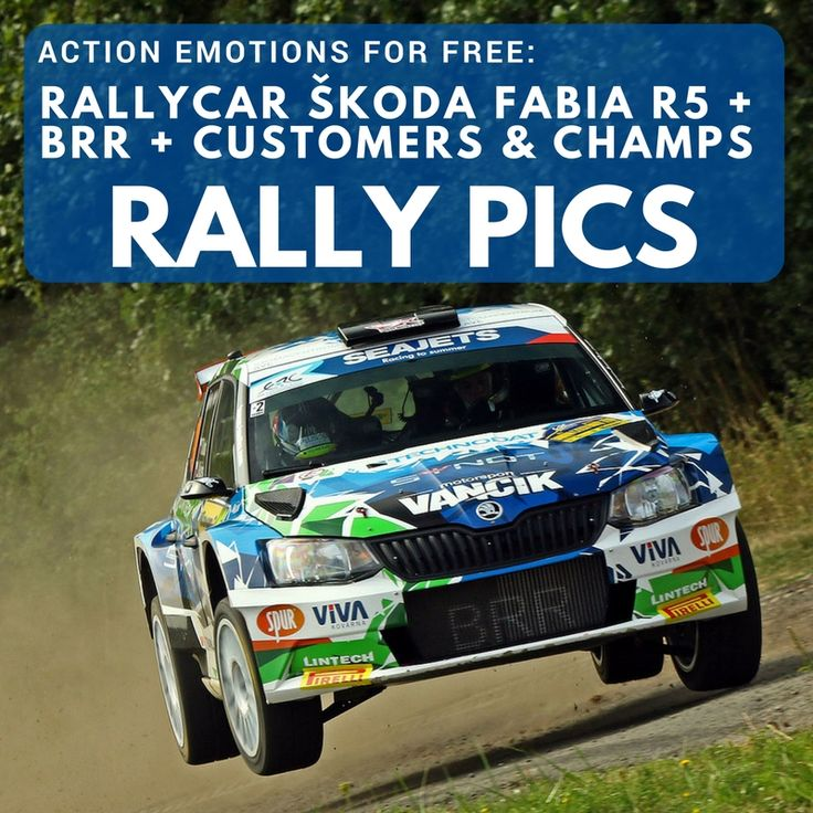 Rallypics Rallyefotos BRR-Team  #rallypics #rallyefotos #rally #motorsport #baumschlager #skodafabiar5