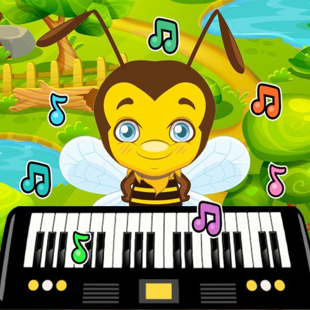 #NEW #iOS #APP Baby Piano Games - Patchara Samuthkam
