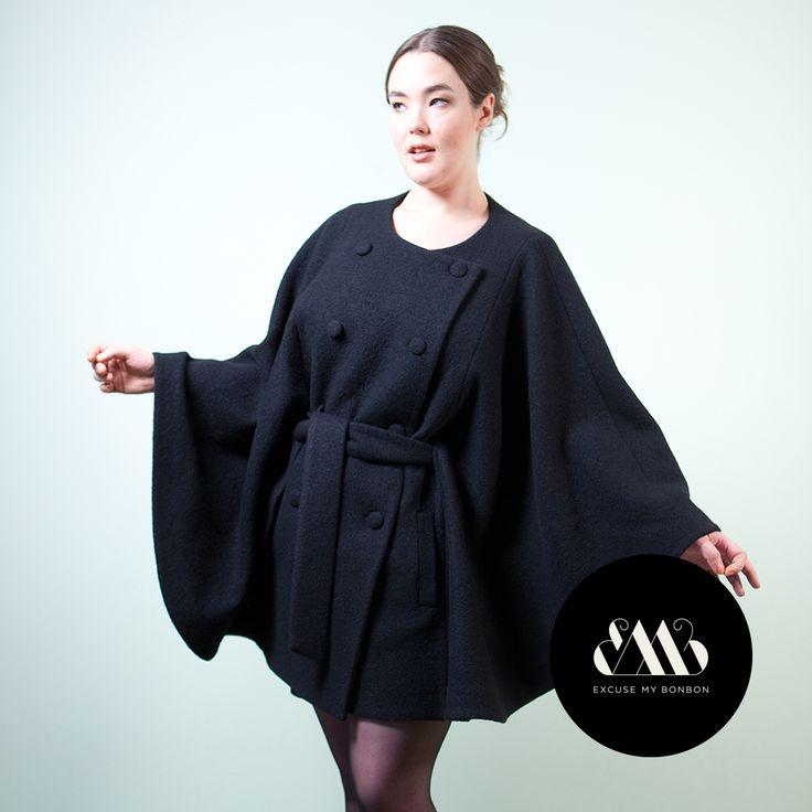Desiree Cape Photo: Sanna Saastamoinen-Barrois & Jeremy Barrois Make up: Janne Suono Model: Ninja Sarasalo