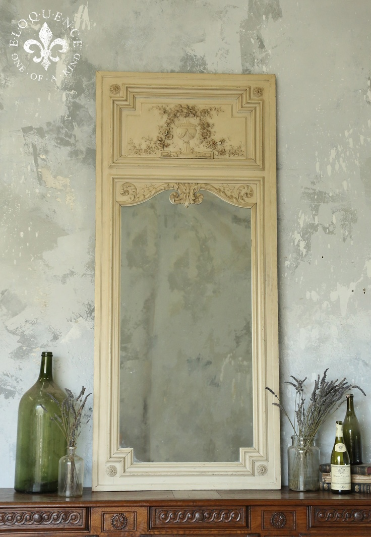 trumeau mirror trumeau mirrors how beautiful they are pinterest. Black Bedroom Furniture Sets. Home Design Ideas