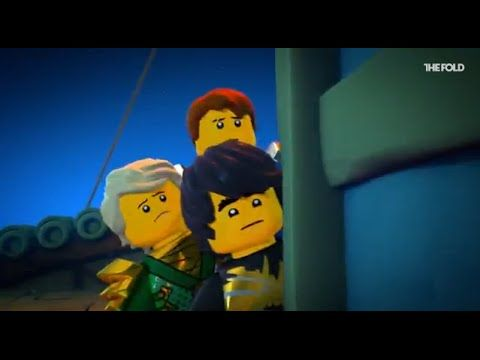LEGO NINJAGO 2015 Masters of Spinjitzu Sneak Peak  THANK YOU TheFoldMusic! (subscribe to them)