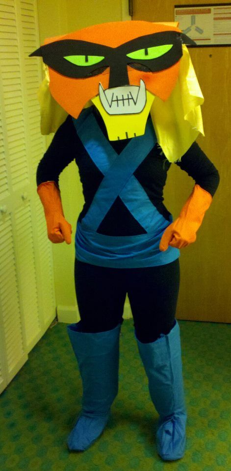 brak halloween cosplayhalloween funspace ghostawesome - Space Ghost Halloween Costume
