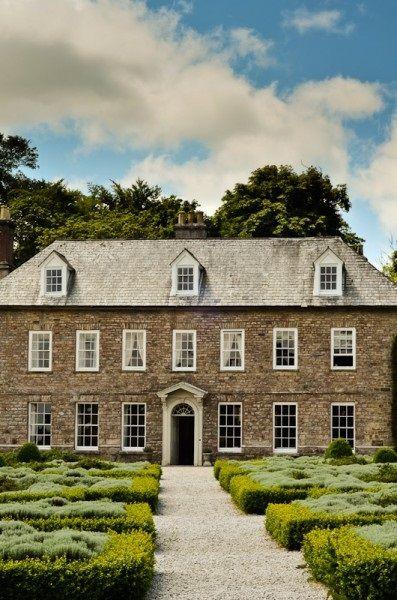The 4* Trereife House, Penzance.