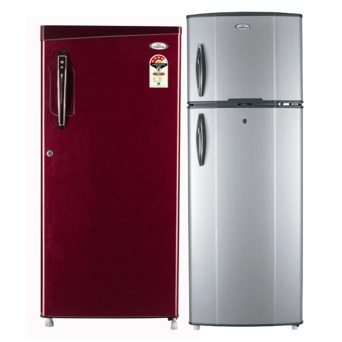 Refrigerator Dimensions