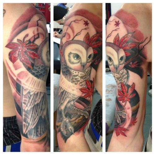 Seattle Tattoo Artist Megon Shore