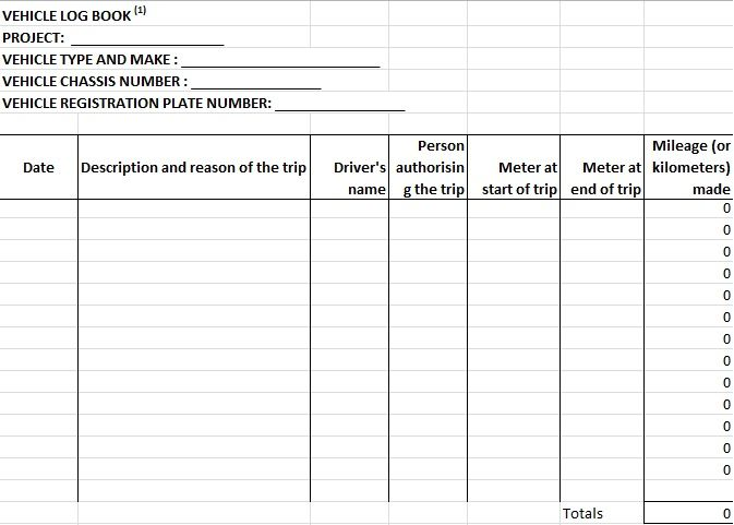 Vehicle Maintenance Log Book Excel Maintenance Checklist Checklist Template Vehicle Maintenance Log