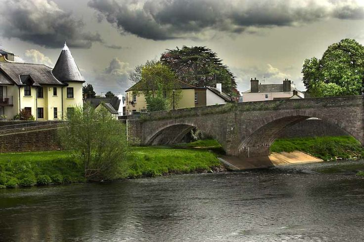 Usk Town
