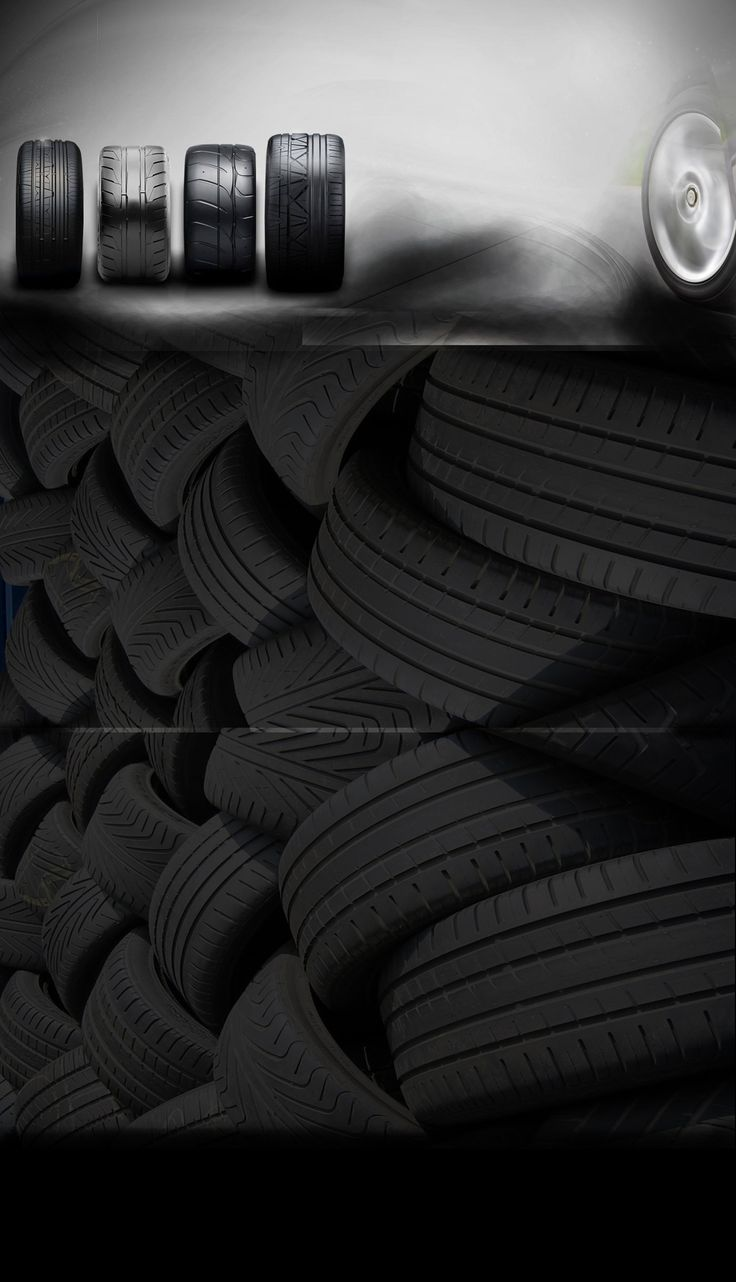 Part worn tyres are the used tyres but they have a good thickness of tread left on them. The legal tyre tread law in UK won't let you drive on a tread.