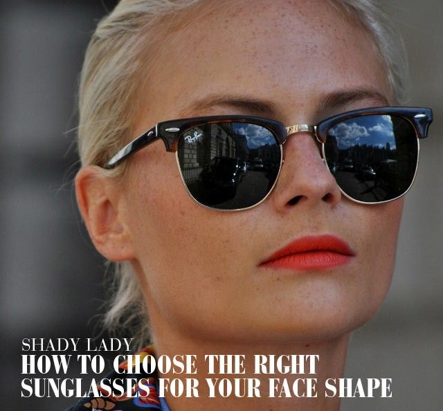 78 Best images about Face Shape and Glasses on Pinterest ...