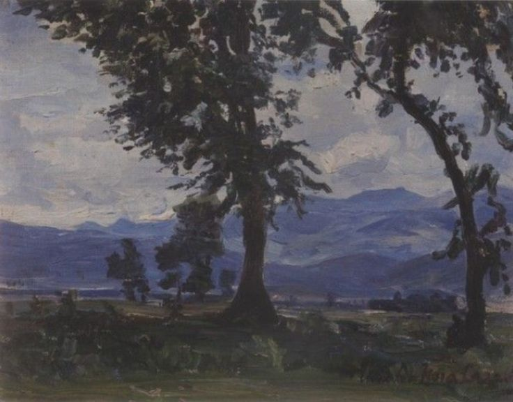 Thessaly landscape