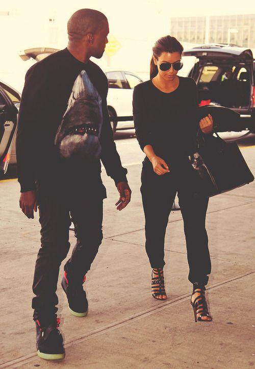 XO / Kim Kardashian / Kanye West / Style
