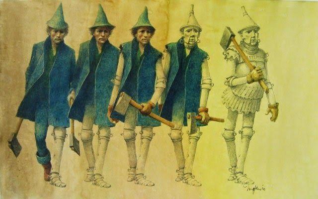 galeria kongo: Czarnoksiężnik z Krainy Oz, L. Frank Buam