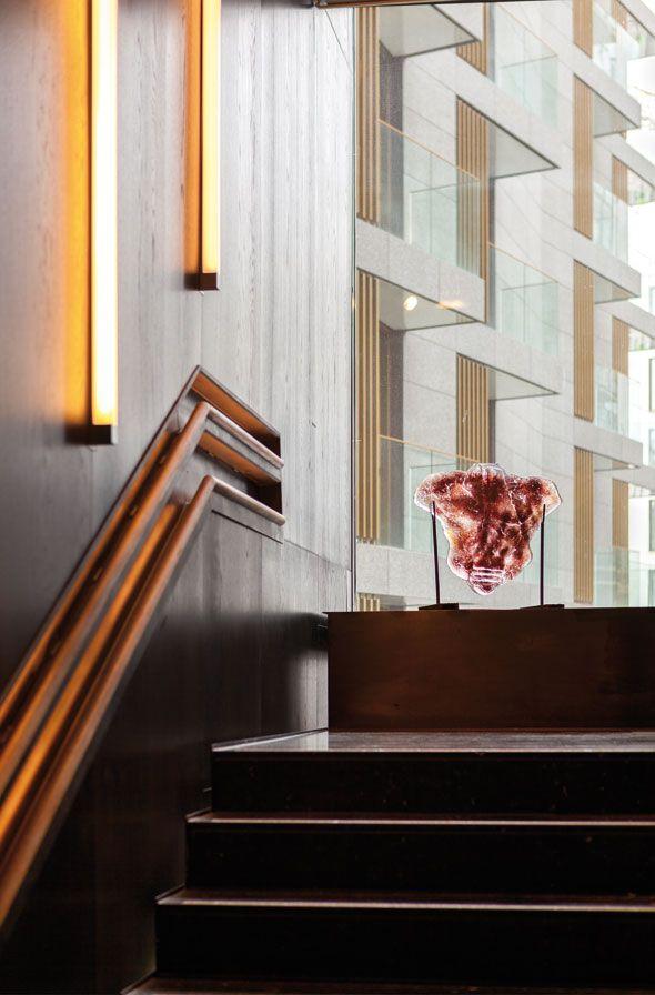 The Thief Hotel Oslo Artravel Handrail Pinterest