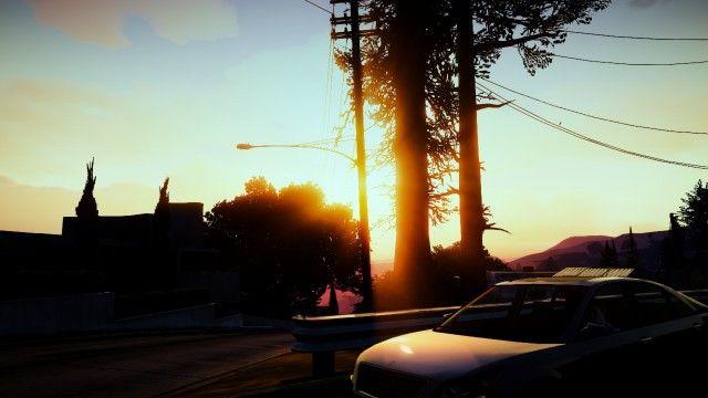 Vinewood Hills (Hollywood Hills)