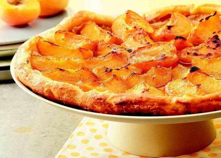 Recette - La tarte fine aux abricots | Notée 4/5