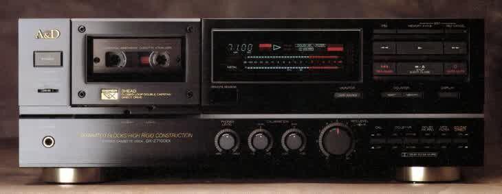 Tape - A&D GX-Z7100EX