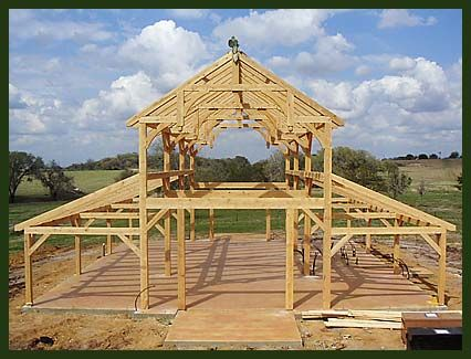 Post beam my future straw bale home my dream home for Straw bale garage plans