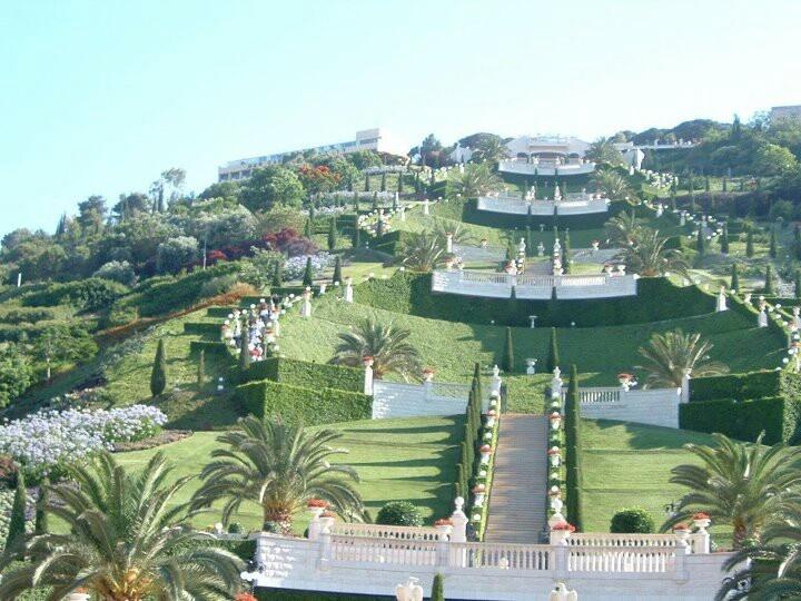 Botanical garden les Cayes Haiti.
