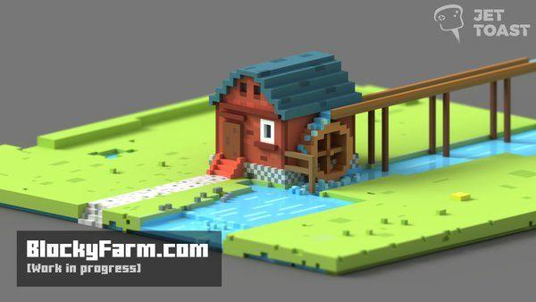 "jettoastさんのツイート: ""Do U like our #screenshotsaturday ? Watermill created with…"