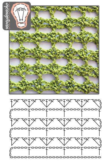 Simple crochet stitch <3