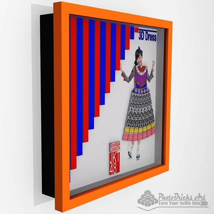 3D Dress mediumSkirt model (side view). Size 30x30 cm. Wanna purchase? Check our bio for more info. #interior #walldecor #decoration #interiordesign #creativeindustry #craft #art #gift #creative #creativeart #desainunik #desainkreatif #creativedesign...