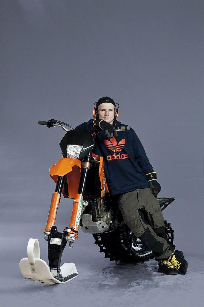 All sizes | D JJB Snow Off-road Bike | Flickr - Photo Sharing!