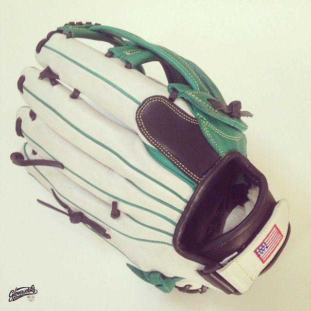 VEKOA Custom Baseball Glove customer design | Custom