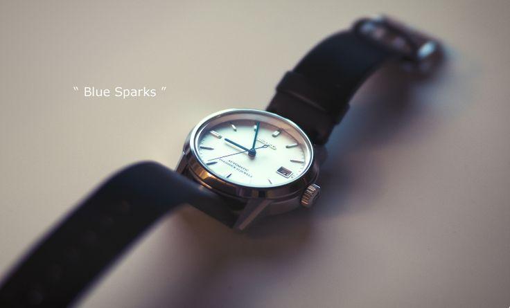 Seiko Blue Spark SCVS013