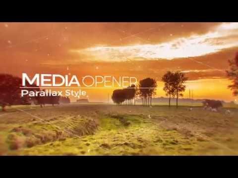 Parallax Media Opener by PixartStudios