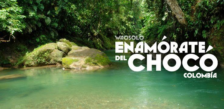 Ahora desde asi te Enamoramos del Chocó www.enamoratedelchoco.co