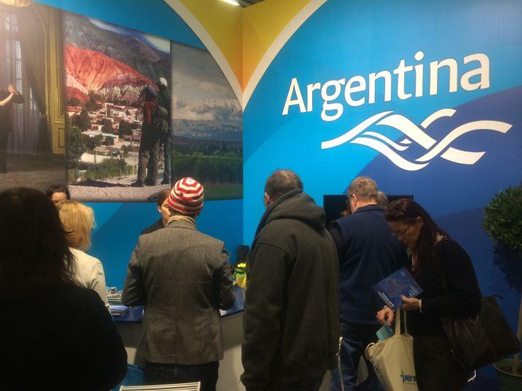Stand Argentina Matka 2014