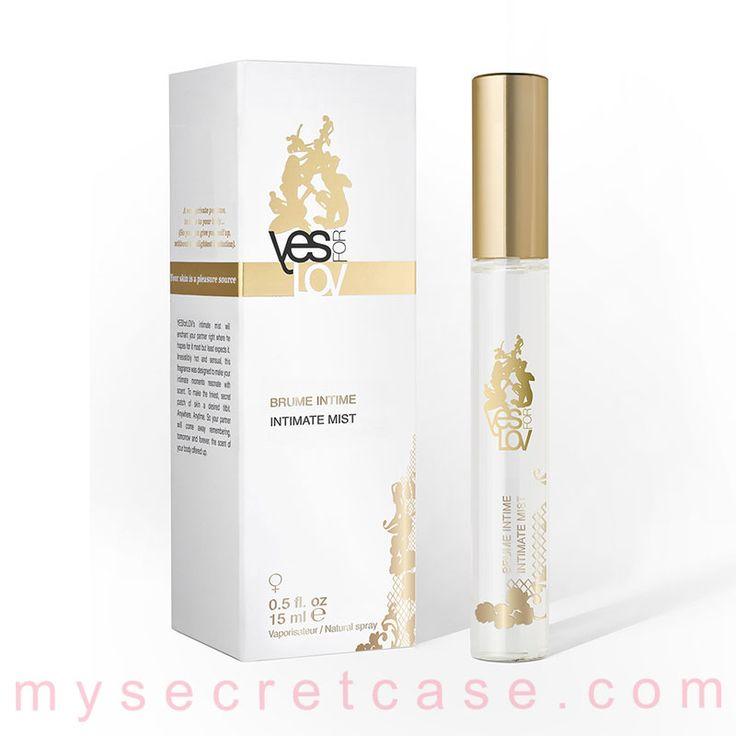 Intimate Mist è un profumo intimo di YESforLOVE http://www.mysecretcase.com/profumo-intimo-yesforlove-intimate-mist