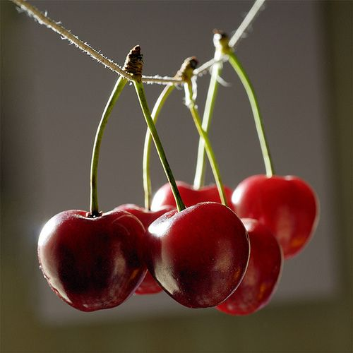 Very cherry: Two by two...