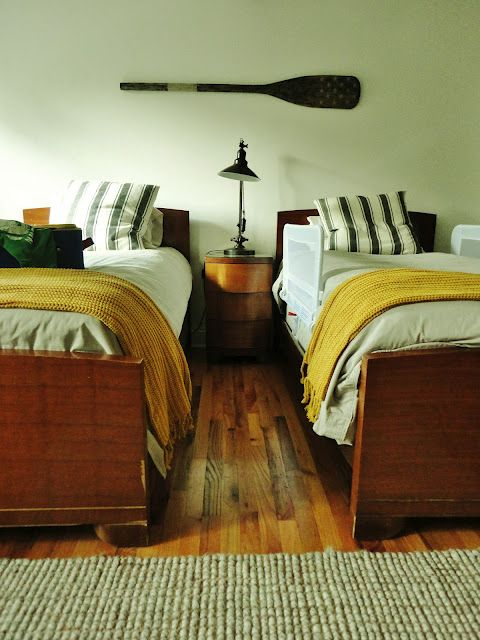 Pure Style HomeGuest Room, Lakes House, Cottages Bedrooms, Little Boys Room, Twin Beds, Decor Bedroom, Cottage Bedrooms, Puree Style, Lakes Cottages