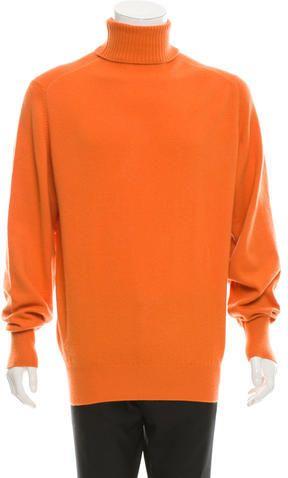 Hermès Cashmere Turtleneck Sweater