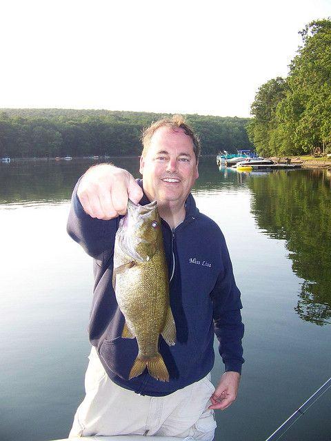 Fishing in the Morning (Deep Creek Lake - Maryland)