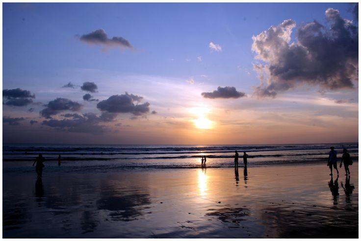 Sunset @ Kuta Bali