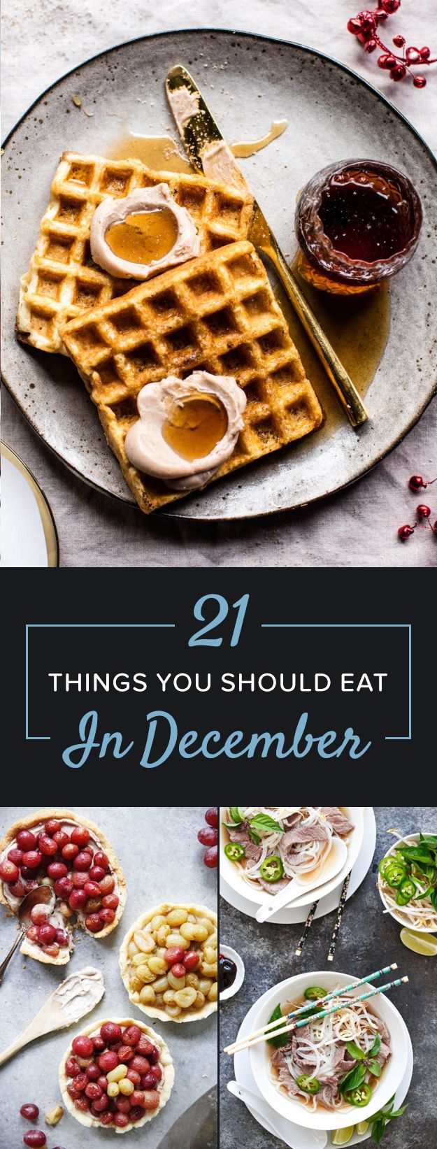 Things to cook in December