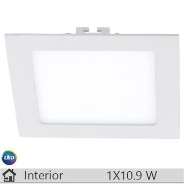 Spot incastrat LED iluminat decorativ Eglo, gama Fueva, model 94061