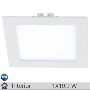 Spot incastrat LED iluminat decorativ Eglo, gama Fueva, model 94061
