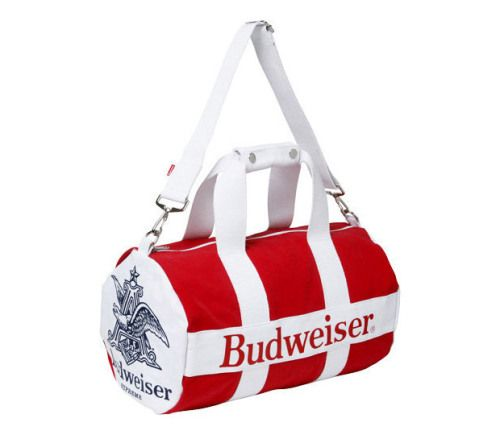 Supreme Archive   Budweiser shirt, Bags, Duffle