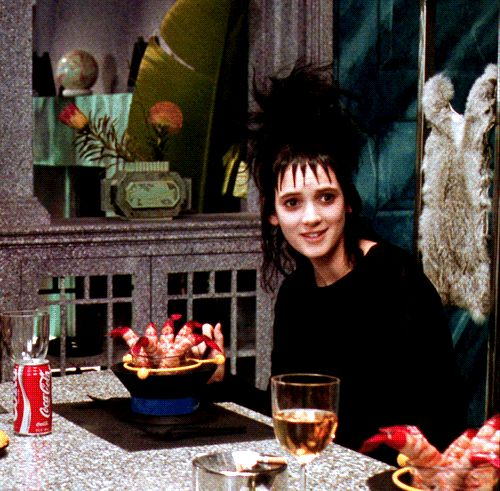 "How To Be Your Best Goth Self, As Told By Lydia From ""Beetlejuice"""