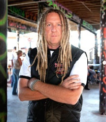 Michael Ballard, owner of the Full Throttle Saloon, looks like such a SICK bar to go too....