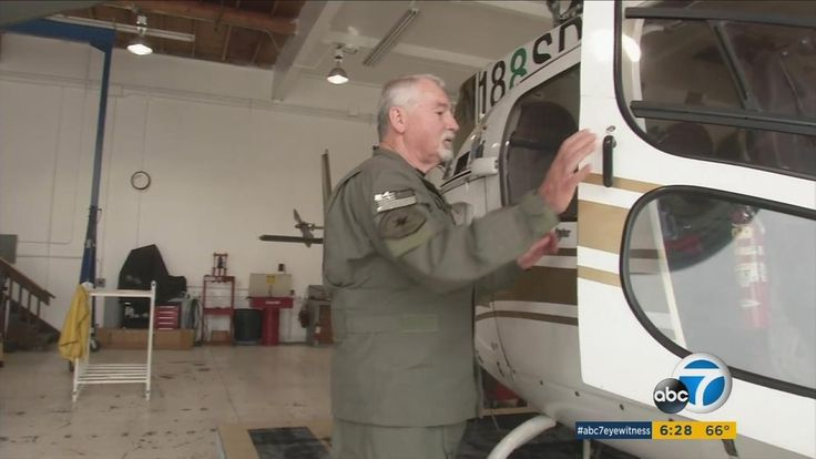 Orange County Sheriffs Department helicopter retires after 12 years