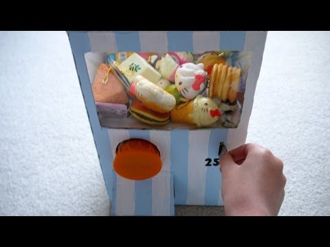 Squishy Vending Machine! - YouTube