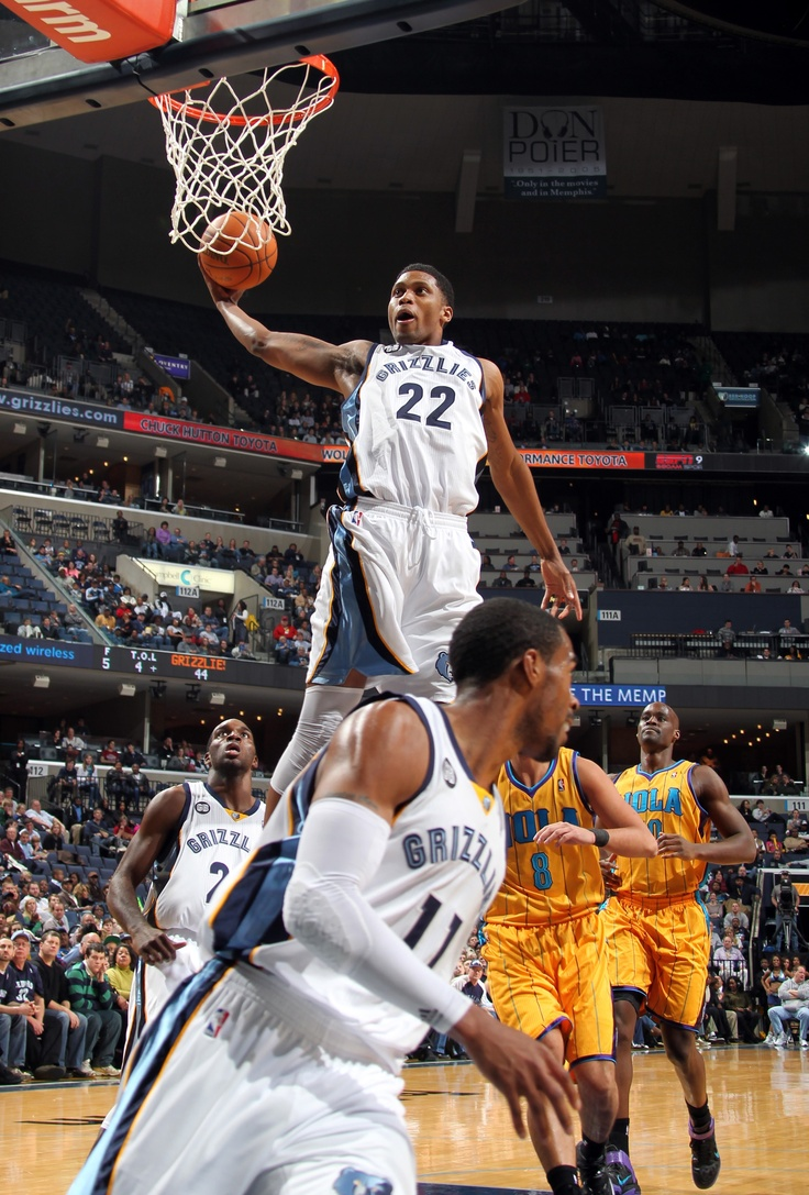 Rudy Gay Slam Dunk 117